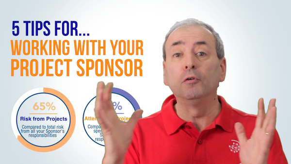 Working with Your Project Sponsor: 5 Tips | Video