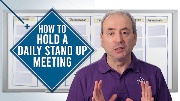 How to Hold a Daily Stand-up Meeting | Video
