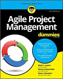 Agile Project Managemnt for Dummies