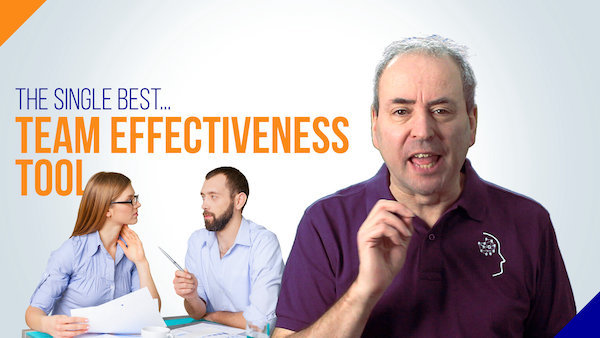 The Single Best Team Effectiveness Tool