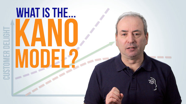 What is the Kano Model? Project, Product, or Feature Prioritisation | Video