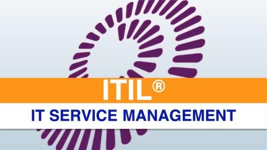 ITIL IT Service Management
