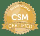 Scrum Alliance Certified ScrumMaster® CSM®
