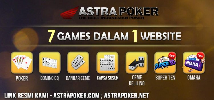 How to Choose Agen Poker Online