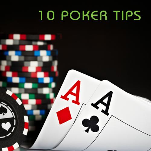 poker tips for beginners