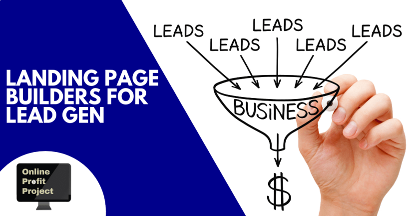 Landing Page Builders For Lead Generation in 2021