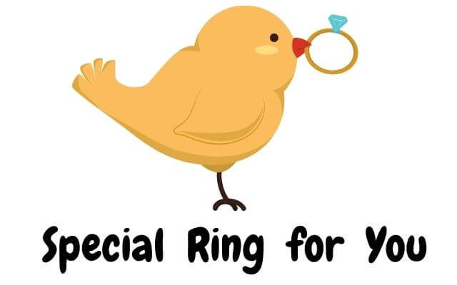 Propose by ring image 2021