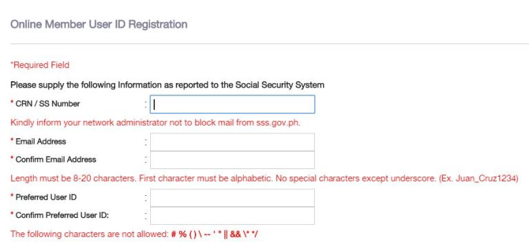 How to check your SSS contributions online (using SSS