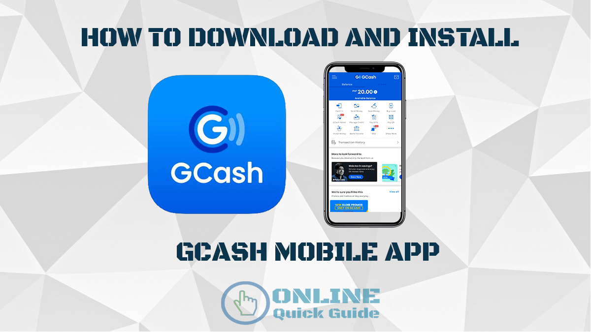 How To Download And Install Gcash Mobile App Online Quick Guide