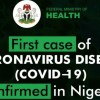 Nigeria confirms First case of the deadly Coronavirus in Lagos state.