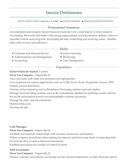 Learn what should be included in the finance analyst resume based on the professor's advice, tips, and professional guide. General Motors Senior Financial Analyst Resume Sample Resumehelp