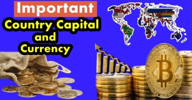 List of Country, Its Capital & Currency - Download the PDF for SSC, PSC, MTS, Rail, Bank, etc.
