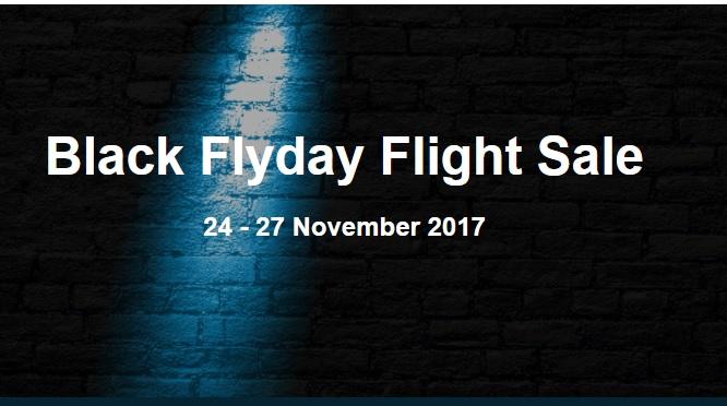 Airline deals on black friday
