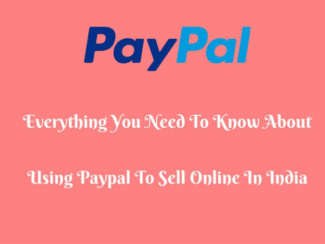 Paypal to sell online in India