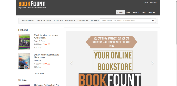 buy/ sell used books online in india