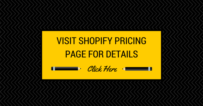 Shopify India Pricing