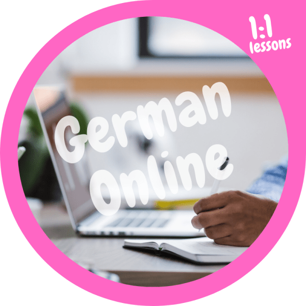 German language course online 1to1