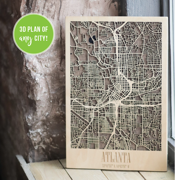 laser cut wood city maps wooden maps city maps wall art