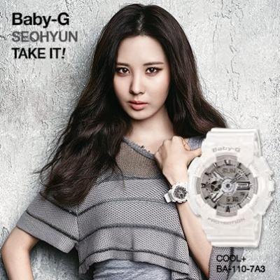 CASIO Baby-G (1)