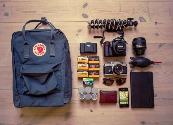 Fajllraven Kanken Daypack (2)