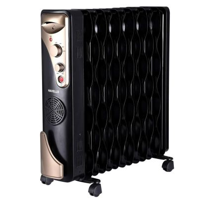 Havells OFR 11 Wave Fin with PTC Fan Oil Heater