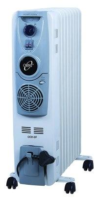 Orpat OOH-9F 2500-Watt Oil Heater