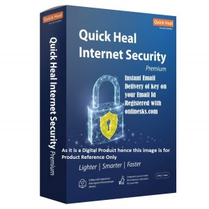 Quick Heal Internet Security Premium 2 PC 1 Year Latest Version ( Instant Email Delivery of Key ) No CD Only Key