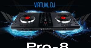 Free Download Virtual DJ Pro 8 With Serial Key