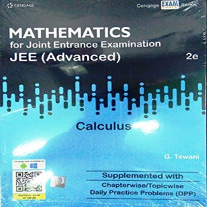 Cengage Maths - Calculus for JEE Mains and Advanced Exam (PDF)