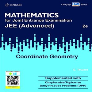 Cengage Maths - Coordinate Geometry for JEE Mains and Advanced Exam (PDF)