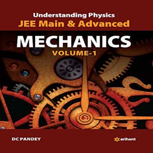 Download Physics DC Pandey Mechanics Volume-1 for JEE Mains and Advanced Exam (in PDF)