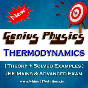 Thermodynamics - Physics Genius Study Material for JEE Mains and Advanced Examination (PDF)