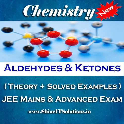 Aldehydes and Ketones - Chemistry Best Kota Study Material for JEE Mains and Advanced Examination (in PDF)