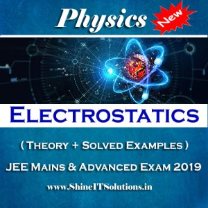 Electrostatics - Physics Best Kota Study Material for JEE Mains and Advanced Exam (in PDF)