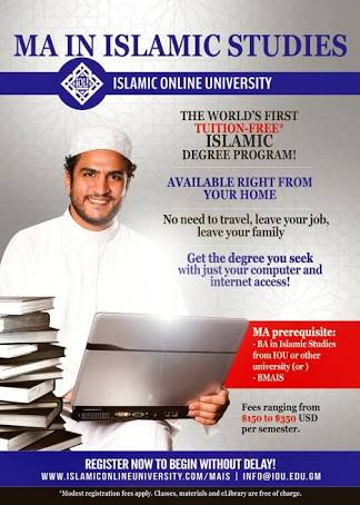 Islamic Online University - IOU