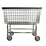 200H-RB-Wire-6-Bu-Laundry-Cart-0-0