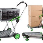 Clax-Cart-Mobile-Folding-Cart-Grey-0