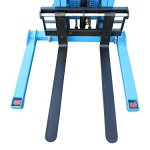 Eoslift-S15J-Powered-Lift-Semi-Electric-Stacker-With-Adjustable-Forks-and-Support-Legs-118-Raised-Height-42-Length-X-83-33-Adjustable-Width-Fork-3300-Lb-Capacity-0-1