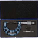 Fowler-52-218-111-Spline-Micrometer-with-Satin-Chrome-Finish-00001-Graduation-00001-Accuracy-0-0