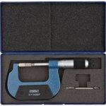 Fowler-52-246-001-1-Inch-Blade-Micrometer-0-1-Measuring-Range-00001-Graduation-00001-Accuracy-0-0