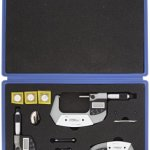 Fowler-Rugged-Steel-Xtra-Value-IP54-Digi-Micrometer-0-30-75mm-Measuring-Range-0000050001mm-Resolution-RS-232-Output-0-0