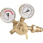 Hobart-770504-CGA-510-Medium-Duty-Acetylene-Regulator-and-Gauges-0