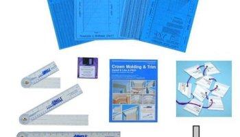 Pkg  #2 – Crown Molding & Trim Contractor Complete Package Plus Free