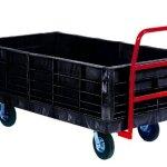 Rubbermaid-Commercial-FG9T0900BLA-Side-Panel-Package-for-Heavy-Duty-Platform-Truck-Black-0