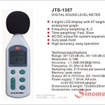 Sinometer-JTS1357-Audio-Digital-Sound-Level-MeterDB-Meter-Decibel-Measure-Pressure-Tester-0
