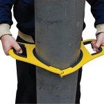 Vestil-CYL-M-9-Steel-Manual-Cylinder-Lift-9-Diameter-200-lb-Capacity-15-Height-Yellow-0-1