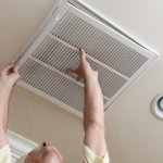 20-x-36-Steel-Return-Air-Filter-Grilles-Fixed-Hinged-Cieling-Recomended-White-0-0
