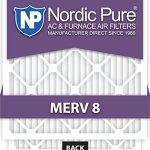 20x25x5-Honeywell-Replacement-MERV-8-Furnace-Air-Filter-Qty-4-0