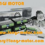 4-axis-Nema-23-stepper-motor-425-ozin-Driver-DM542A-peak-42A-CNC-kit-0