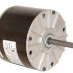 AO-Smith-OYK1028-14-HP-850-RPM-1-Speed-48-Frame-CWLE-Rotation-12-Inch-by-3-18-Inch-Flat-Shaft-OEM-Direct-Replacement-0